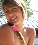 Teen Naked Poolside - Picture 2