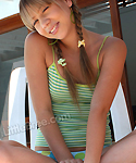 Naughty Bree Undressing Outdoor - Picture 5