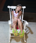 Teen Bree Naked On The Chair - Picture 6