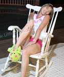 Teen Bree Naked On The Chair - Picture 7