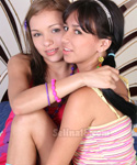 Lesbian Teen Getting Naughty - Picture 4
