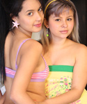 A Lesbian Friend Gets Naughty And Undressing - Picture 2