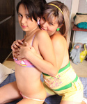 A Lesbian Friend Gets Naughty And Undressing - Picture 7